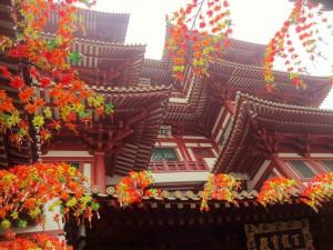 Buddha temple 2