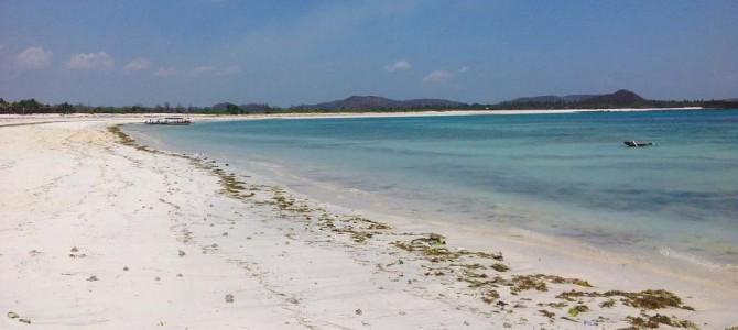 Lombok en attendant