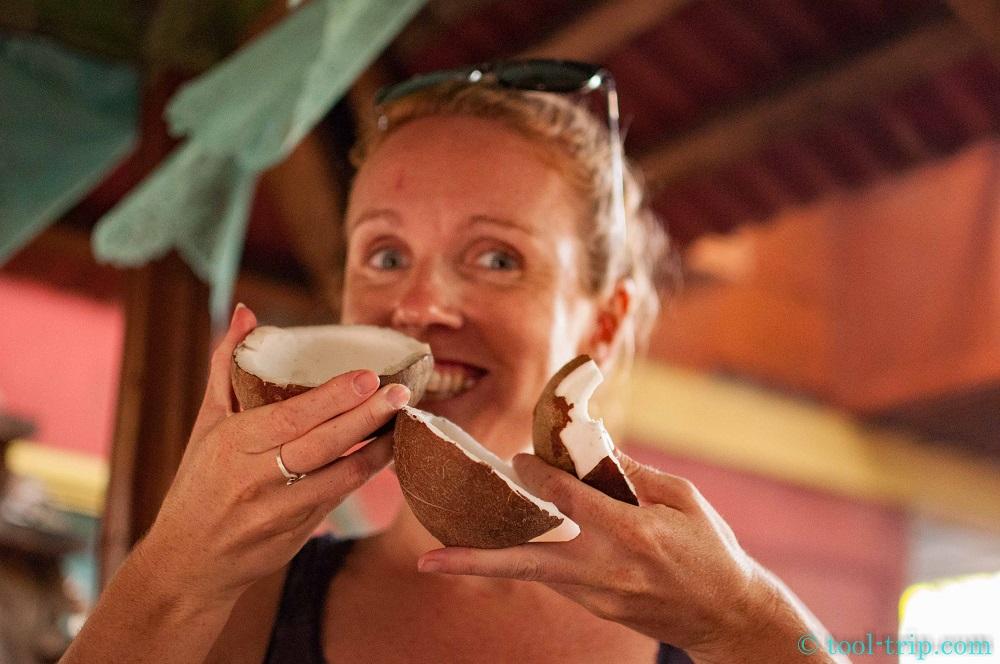 soph coconut