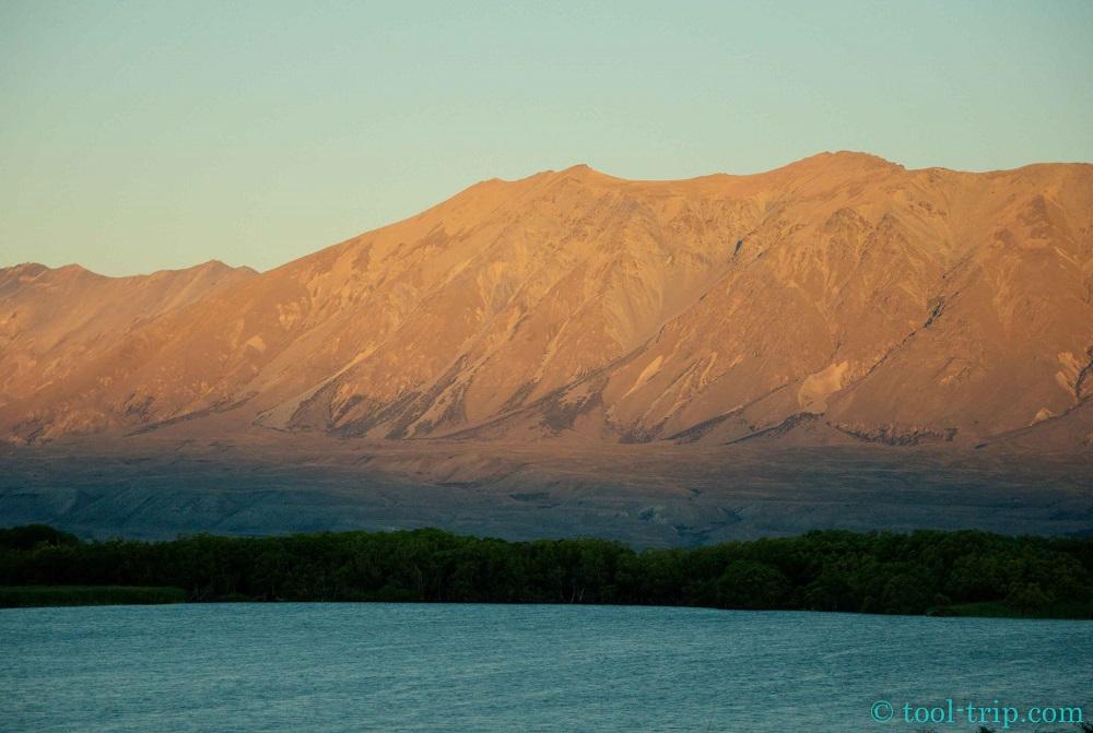 Camping lake Mc Gregor