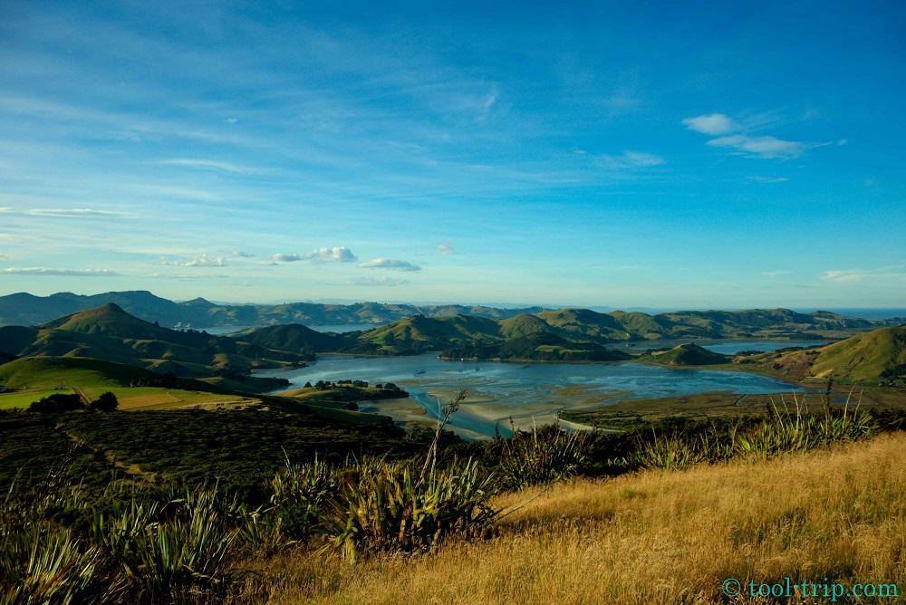 Chasm peak otago peninsula