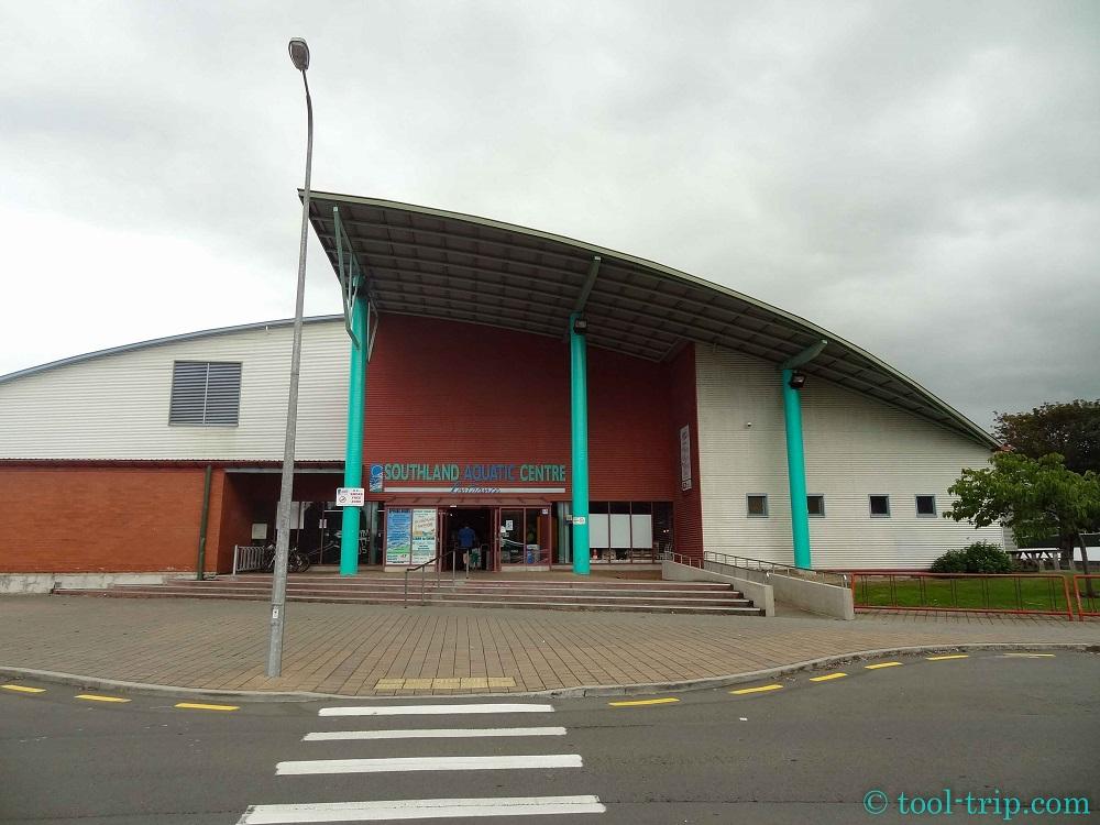 Invercargill splash palace