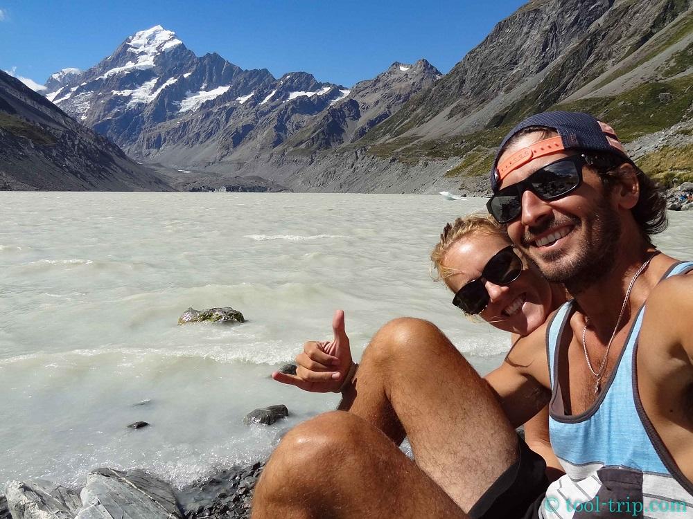 Lac Mont Cook