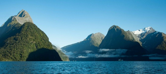 Ile du Sud: Southland et Fiordland