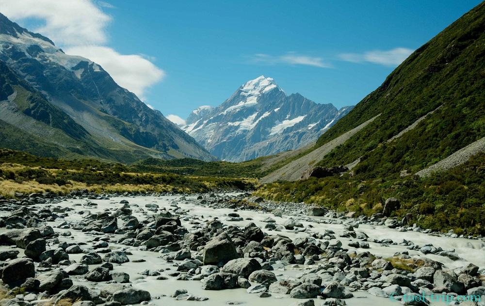 Mount Cook hooker valley-2
