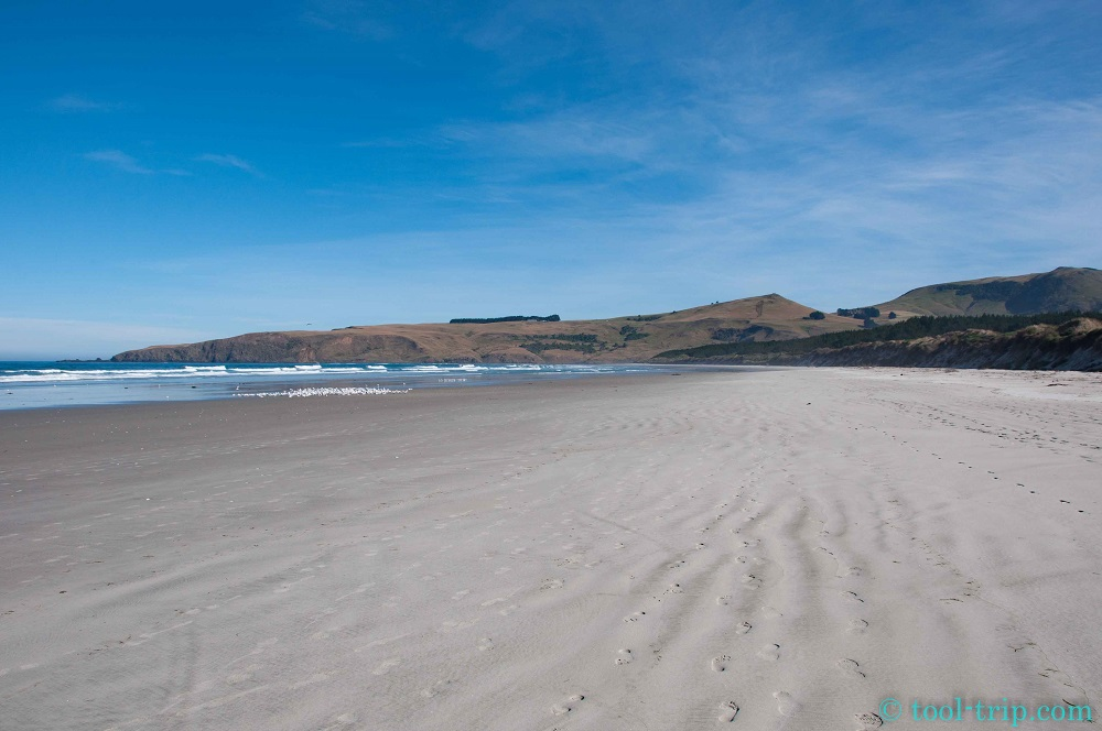 Okia beach