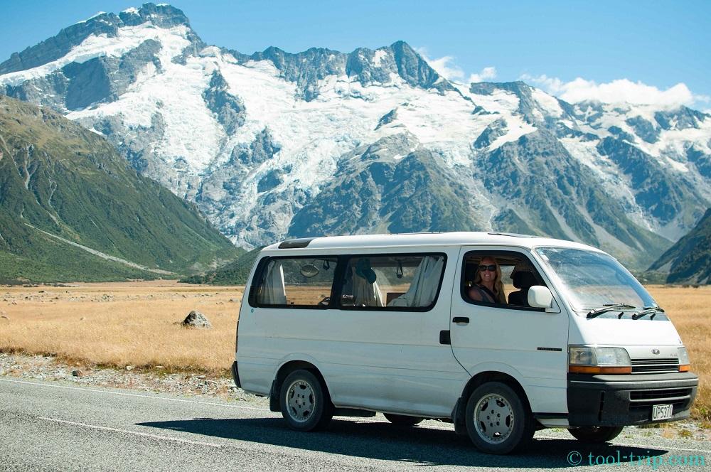 Tasman valley hank