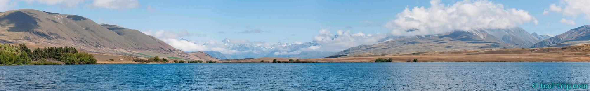 mount sunday lake pano