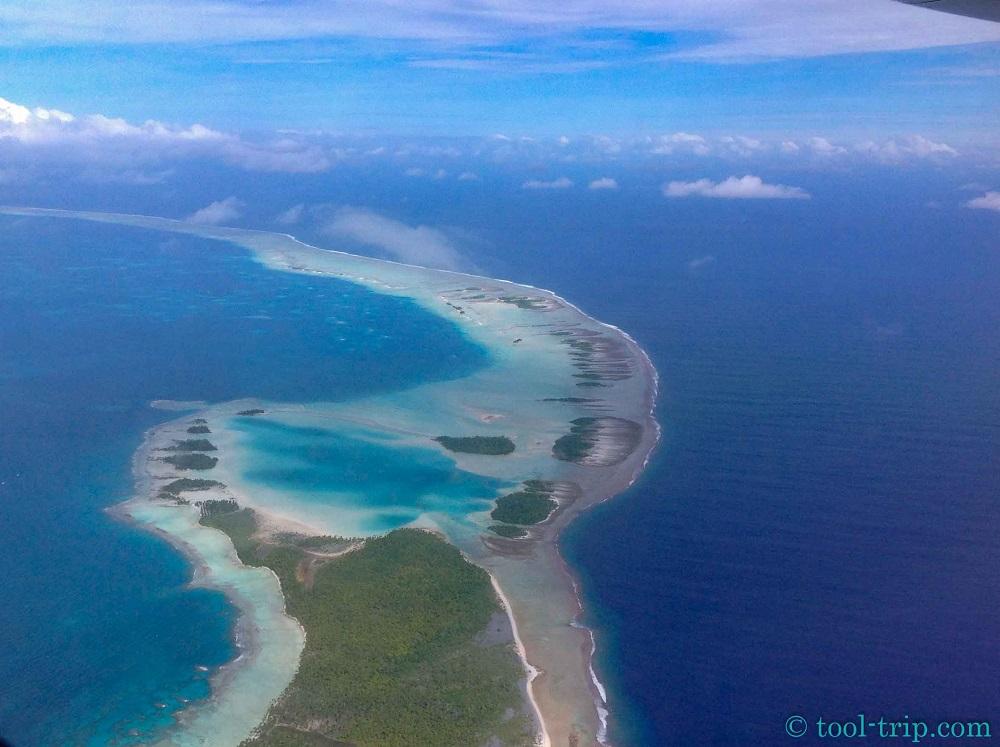 Atoll Tuamotu