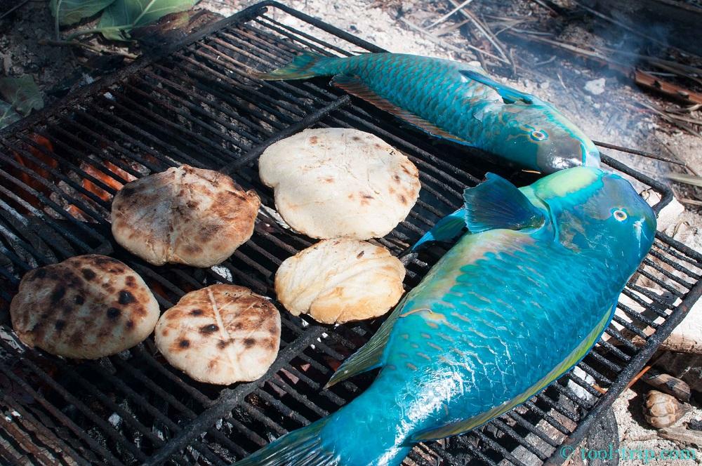 Maa barbecue