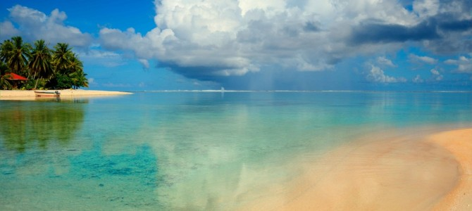 Tikehau paradise island no.1