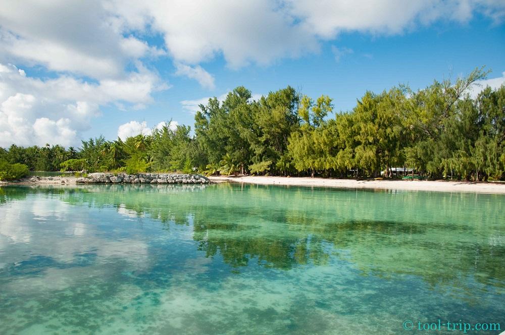 tikehau lagoon