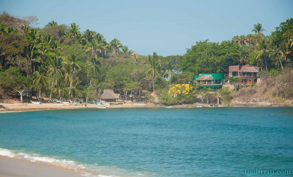 Bay San Pancho