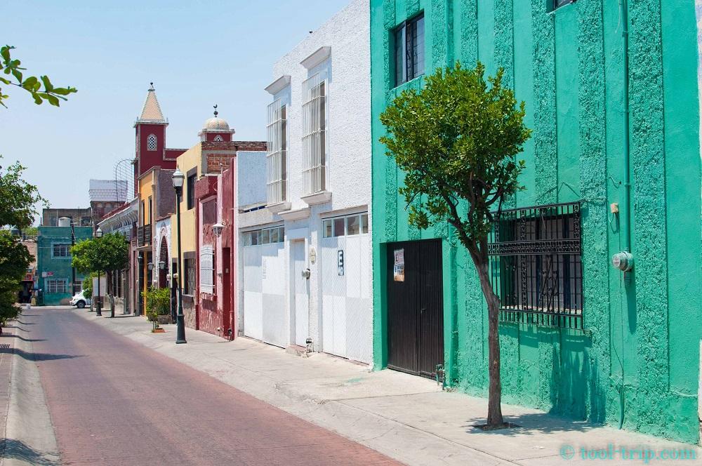 Colour street