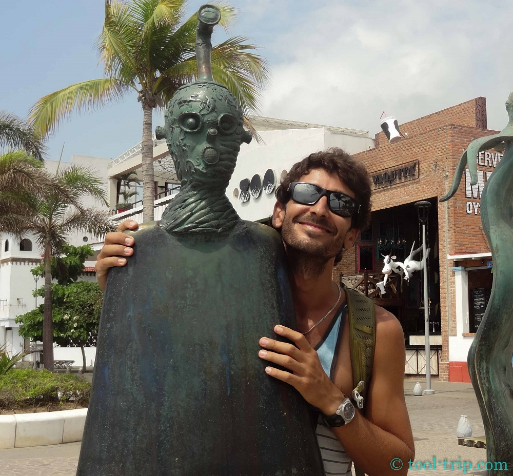 JM sculpture