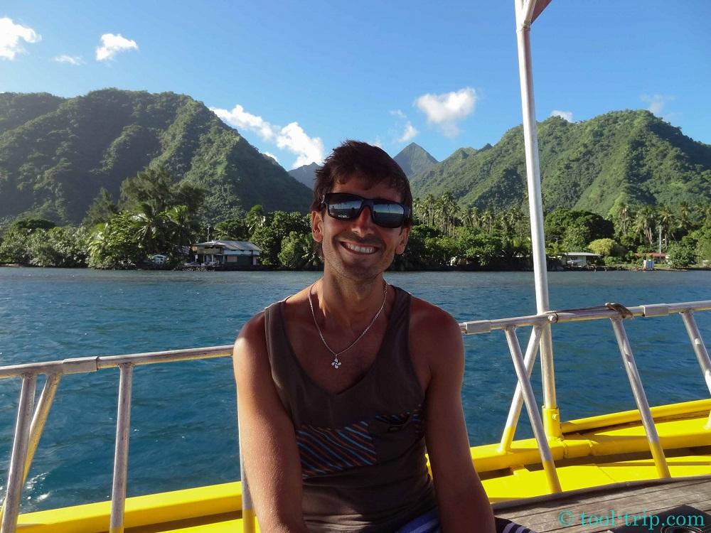 JM taxi boat