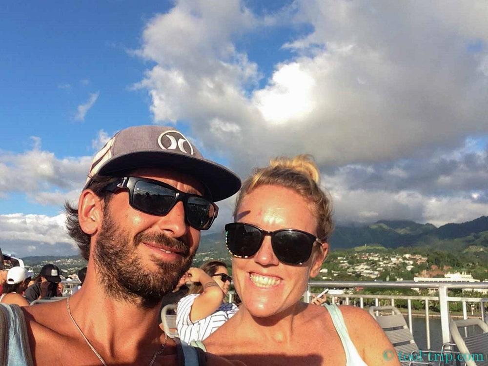 Selfie Ferry