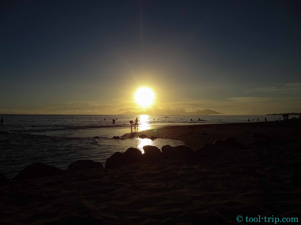 Sunset PK18