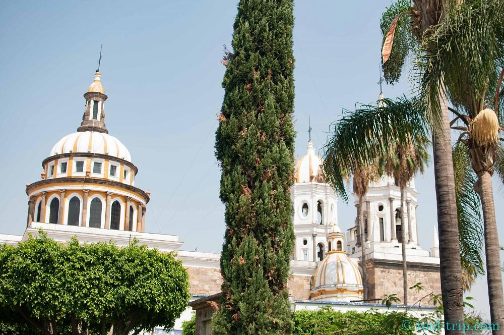 Tlaquepaque cathedral