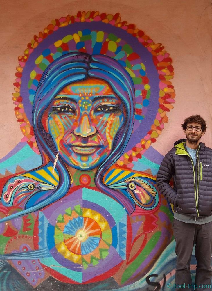 JM and indigenous art