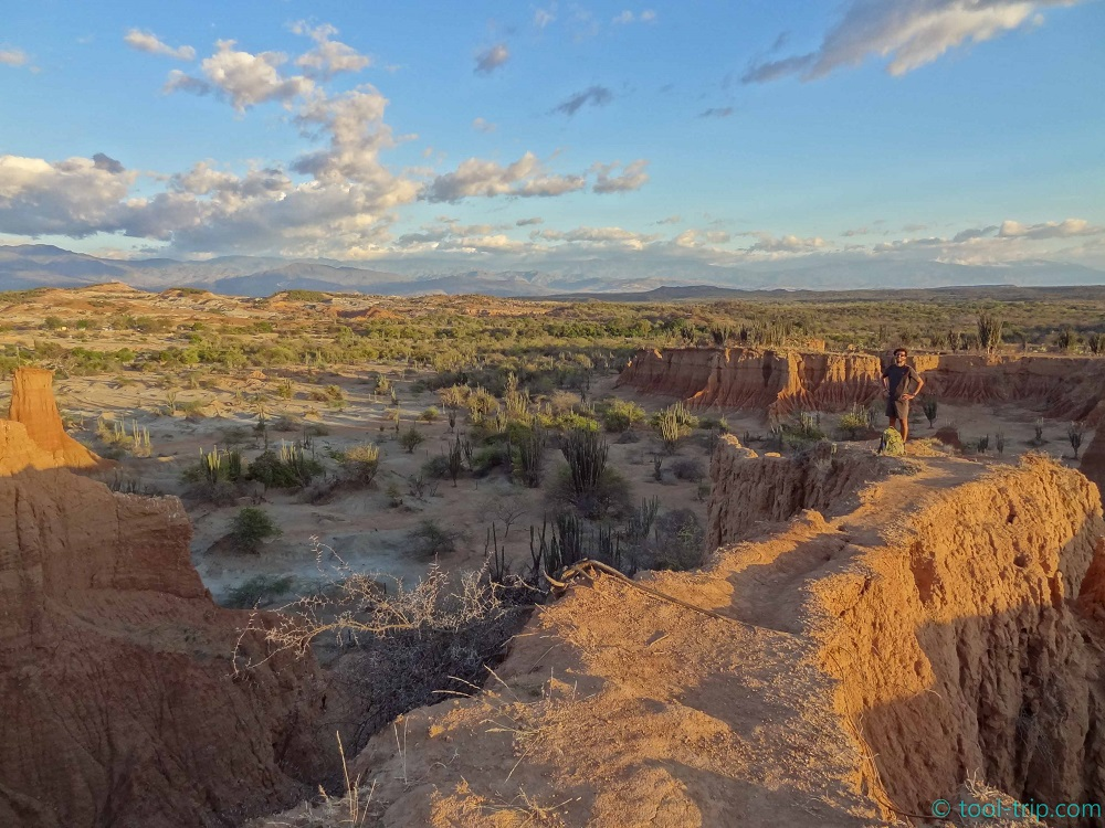 JM red desert