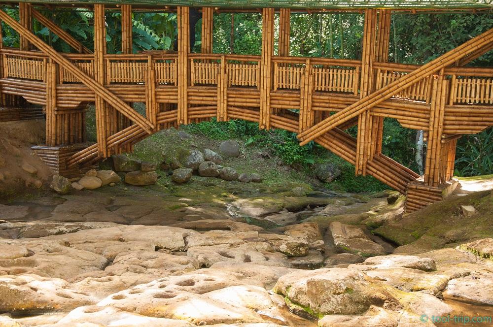 Parque bridge