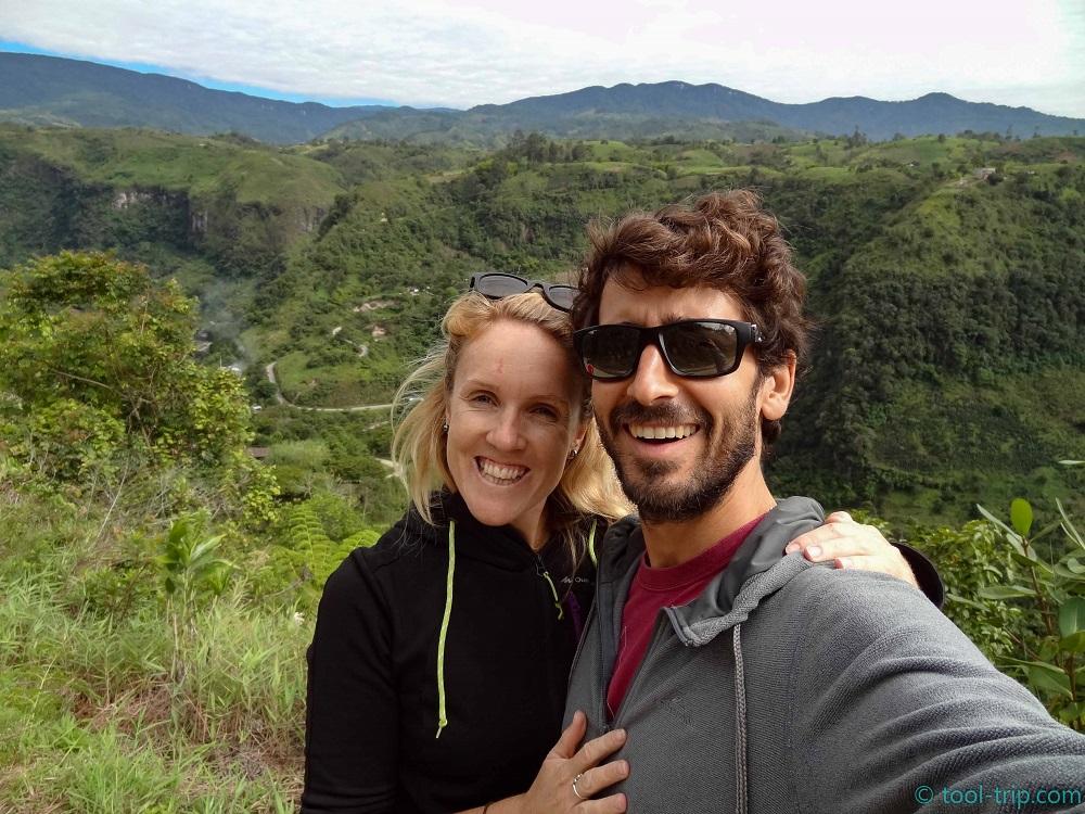 Selfie rio magdalena