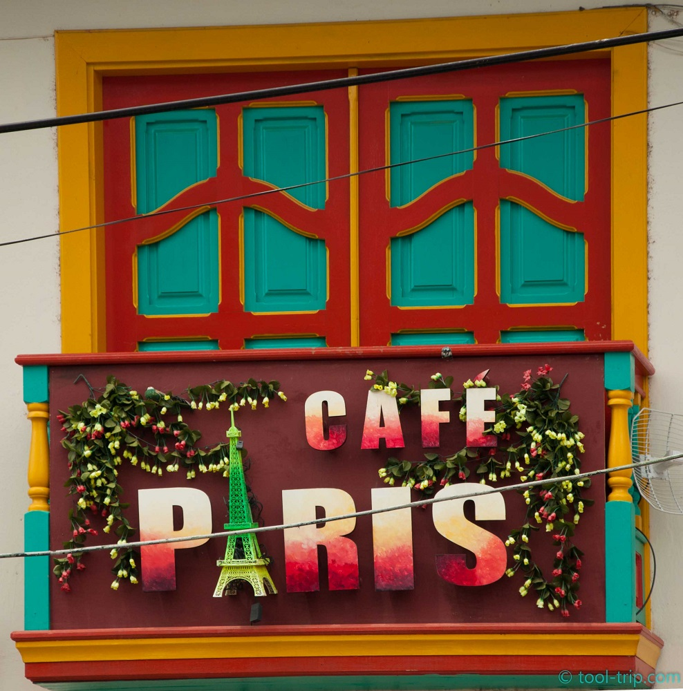 Cafe Paris Darien