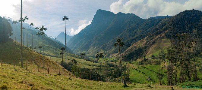 Salento, Filandia et la vallée de Cocora