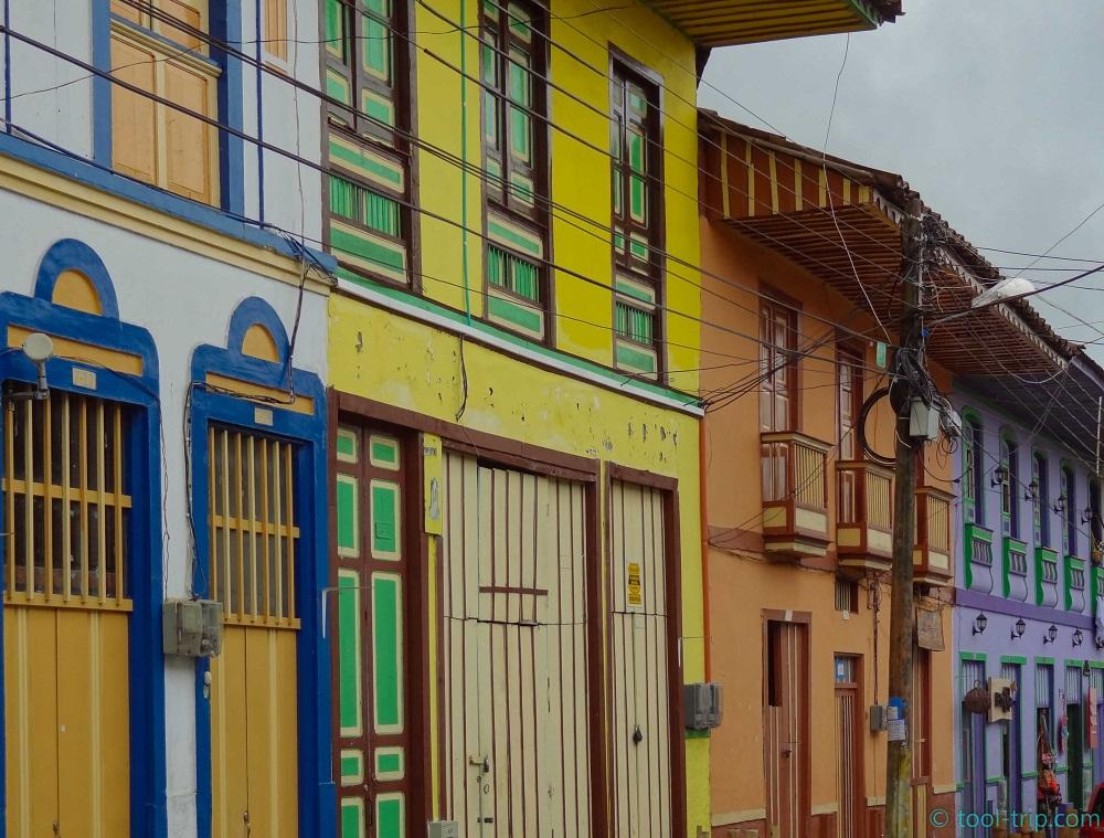 Filandia streets