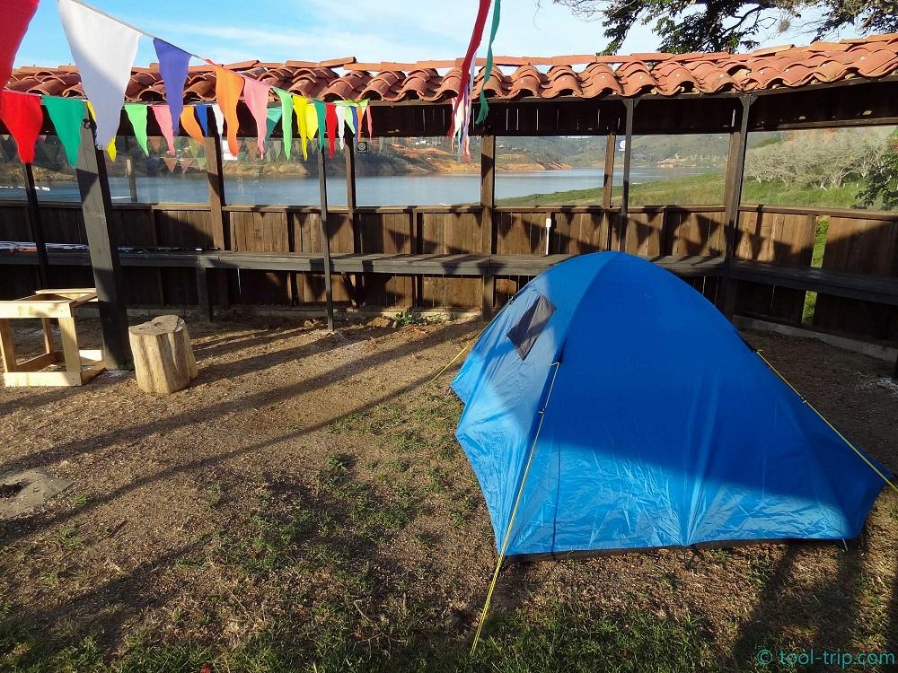 Tente Kite Calima
