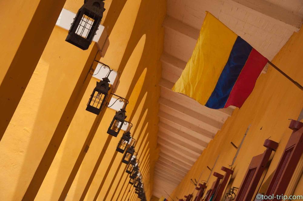 arcades-drapeau