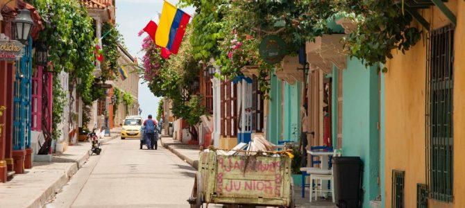 De Carthagène à Palomino: la côte Caraïbes colombienne