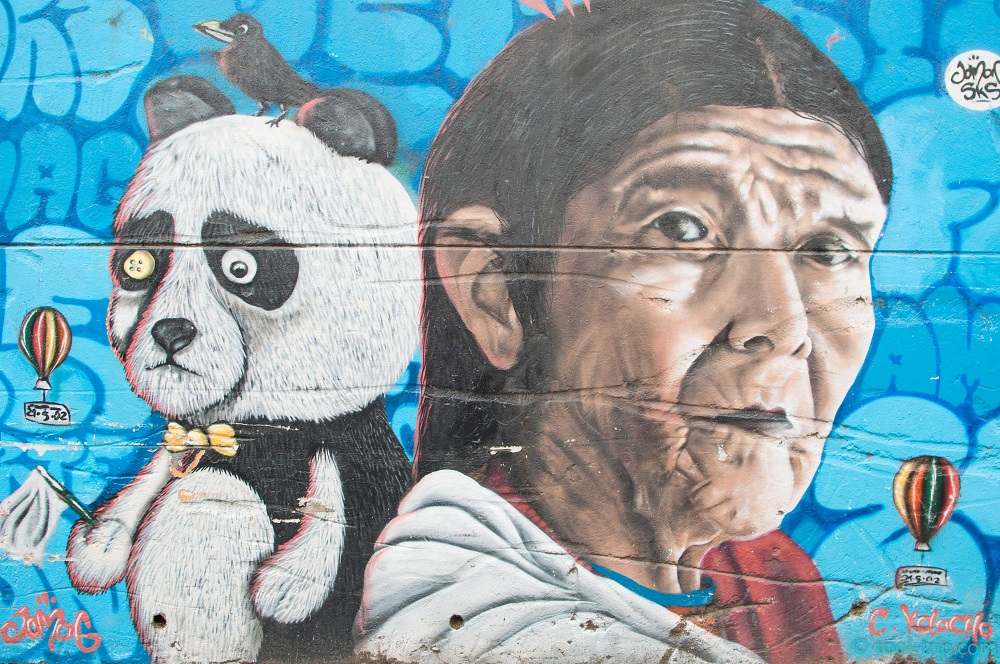 medellin-graffiti-panda-and-indigenous-woman