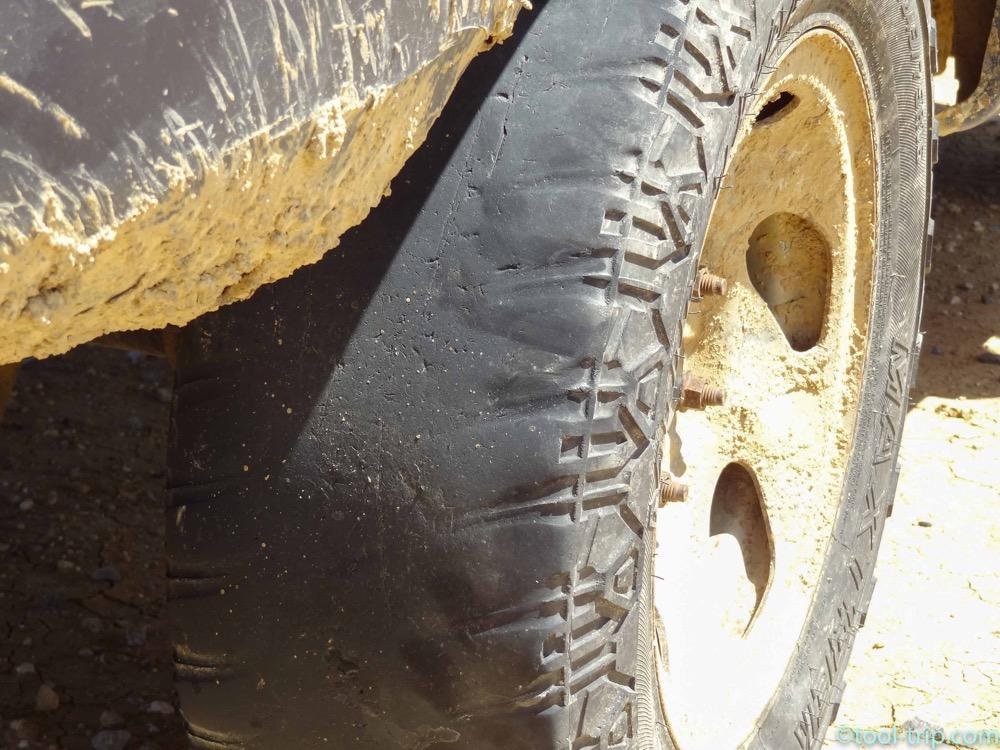 pneu-slick