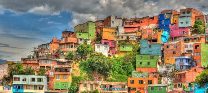 Medellin et Santa Fé