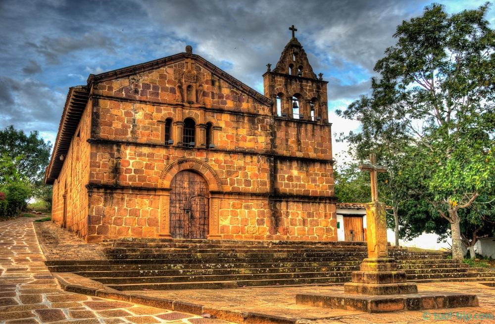 barrichara-church
