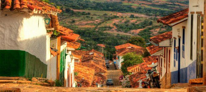 San Gil, du rafting du parapente et le village de Barichara