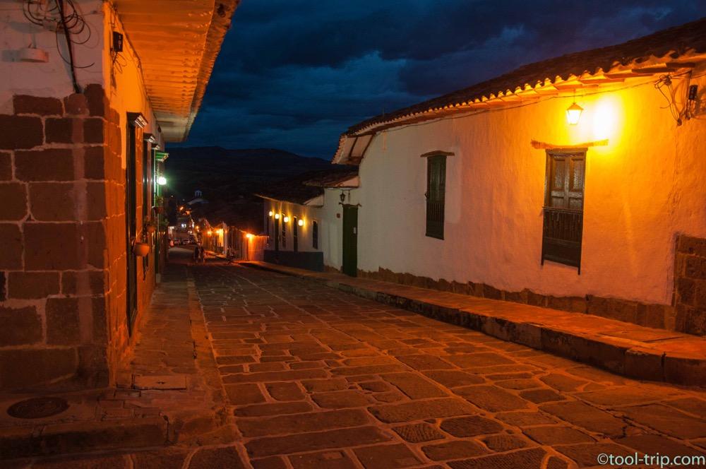 night-street